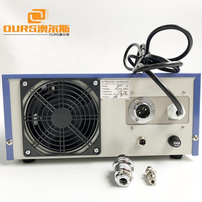 28KHz/33KHz/40KHz/80KHz Multi-frequency ultrasonic power supply Piezoelectric Ultrasonic Generator