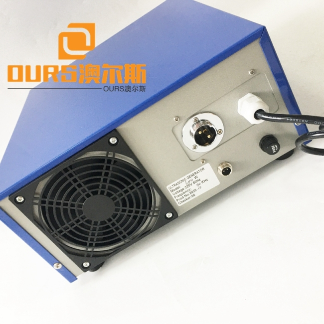 Ultrasonic Cleaning Transducer Generator 20KHZ Schematic 1200W Generator For Cleaning Tank