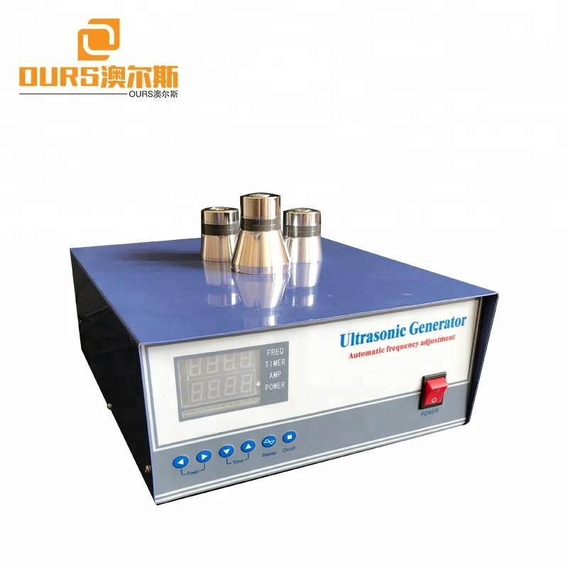 Frequency Adjustment Ultrasonic Sign Board Generator Ultrasonic 3000W Generator Control Board