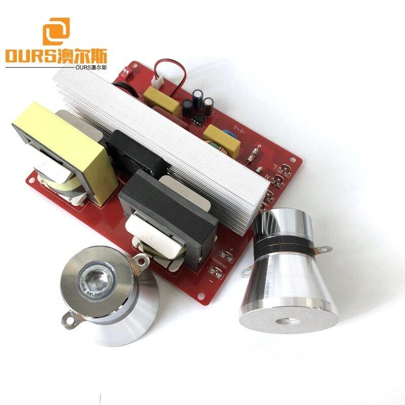 28K To 40K Various Frequency Ultrasonic Cleaning Sensor Driver PCB As Waterproof Washing Machine Generator/Engine