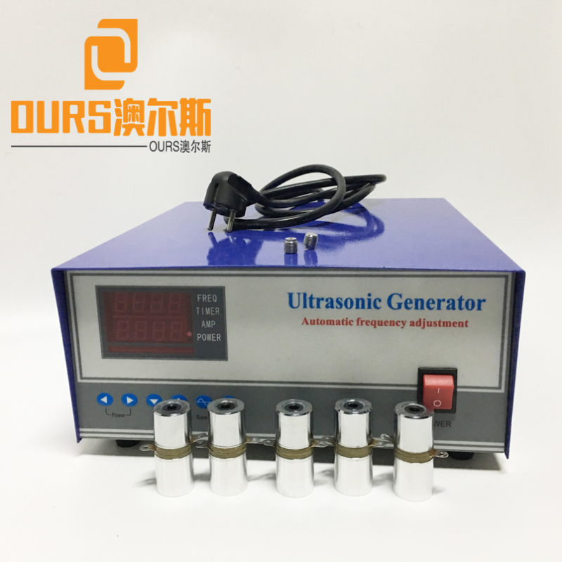 1000W Ultrasonic Generator Ultrasonic Mist Generator , Ultrasonic High Power Pulse Generator