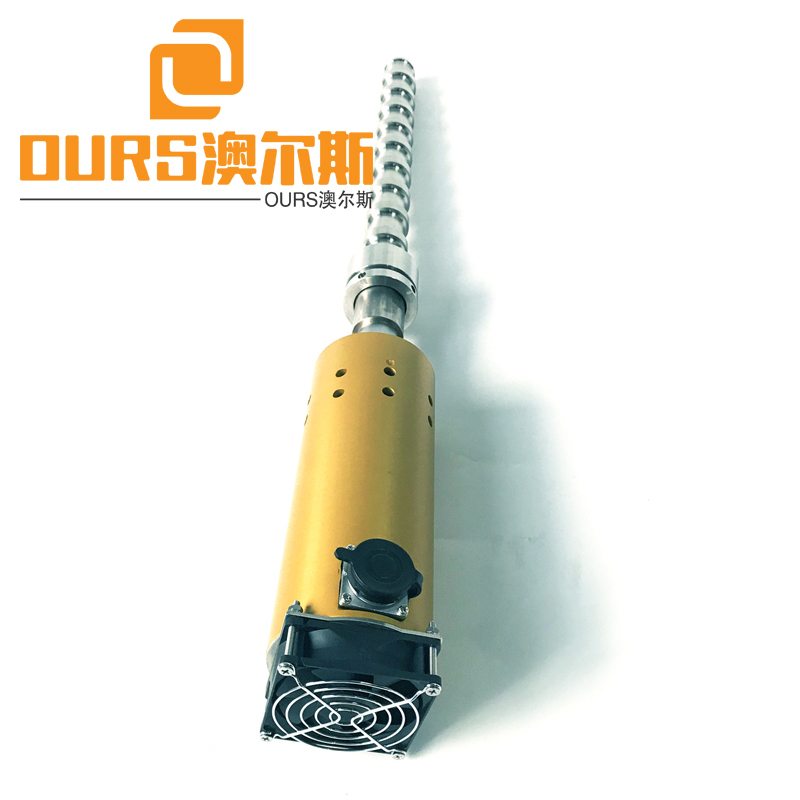 1500W 20KHZ 2019 hot sale ultrasonic reactor cleaning for Biodiesel Processing ultrasonic biodiesel reactor