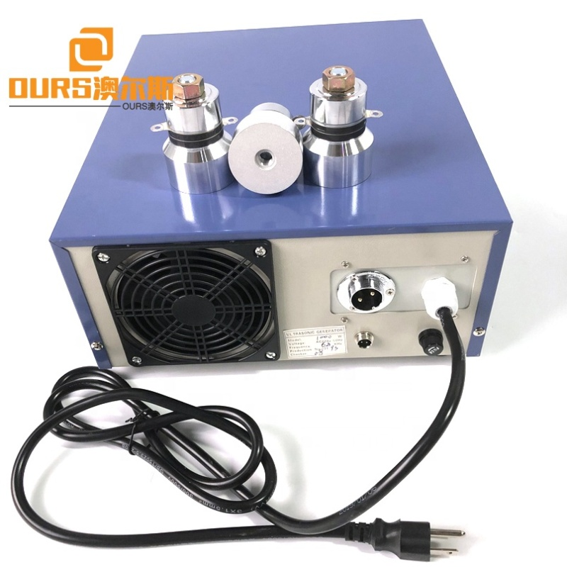 Factory Wholesale Digital Ultrasonic Generator Transducer Ultrasonic Cleaning Generator 68K 100W High Frequency Power Supply