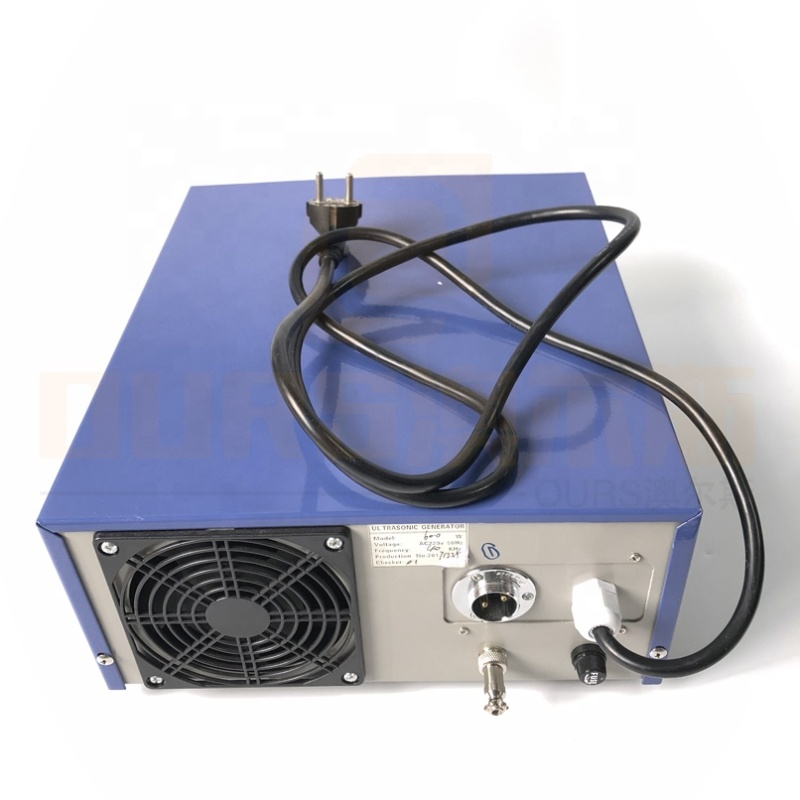 Automobile Parts Cleaner Power Equipment 120K Ultrasound High Frequency Power Supply For Industrial Vibrator Cleaning  Machine