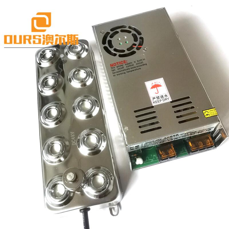 10 head 3000ml Mist Maker Best Ultrasonic Nebulizer Humidifier Mist 48V