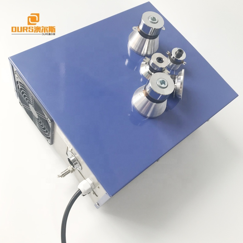300W digital ultrasonic  pulse generator for ultrasonic cleaning