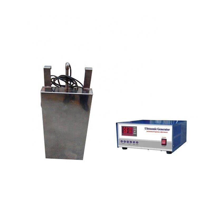 Immersible Ultrasonic Transducer Plate 1800W Ultrasonic Vibration Generator With Vibrating Plate