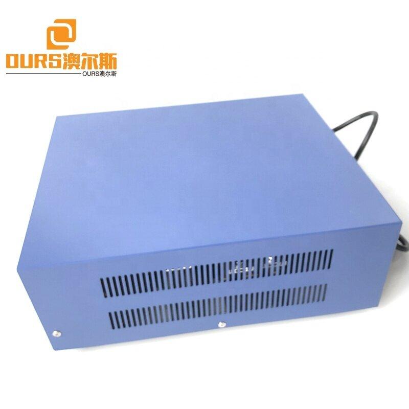 300W To 3000W Power Adjustable Ultrasound Washing Generator Industrial Transducer Cleaning Tank Ultrasonic Generator
