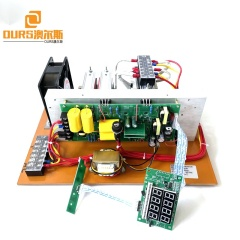 Single Vibrating Frequency 28KHZ/40KHZ 200W-3000W Ultrasonic Circitc Card Generator Board For Making Transducer Cleaning Machine