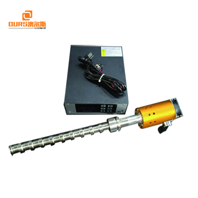 US Ultrasonic Equipment Dispersion Equipment  for homogenization /Mixture/Pipe cleaning/refining