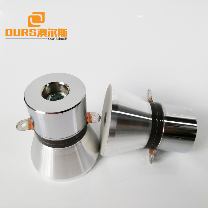 25KHz Ultrasonic Transducer 100W For Ultrasonic Cleaning Machine