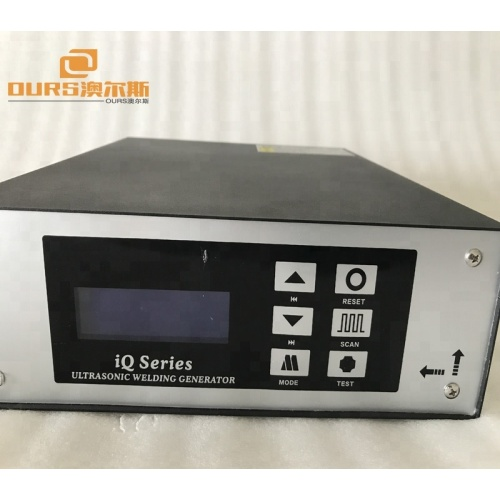 15khz Ultrasonic welding Power Supply Analog Generator for Riveting Welding Machine Gun Type