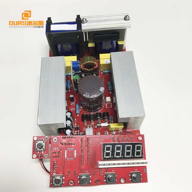 Ultrasonic Cleaning Generator PCB Board,300W Ultrasonic Generator PCB +display board