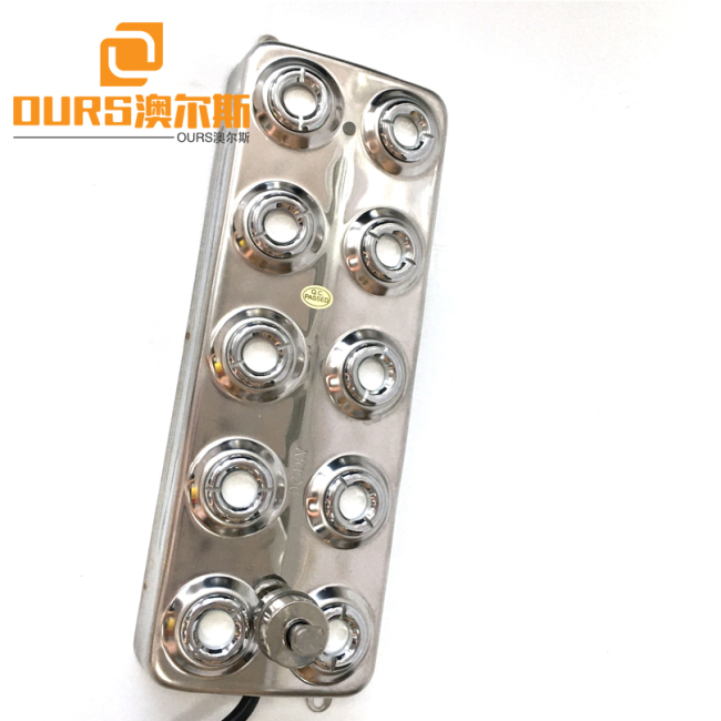 4500ML/H Stainless Steel Have Led Mist Maker Ultrasonic Mist Maker Humidifier
