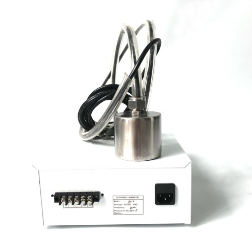 50W 40KHz Magnetostrictive Ultrasonic Cleaning Transducer Prevent Algae Growth