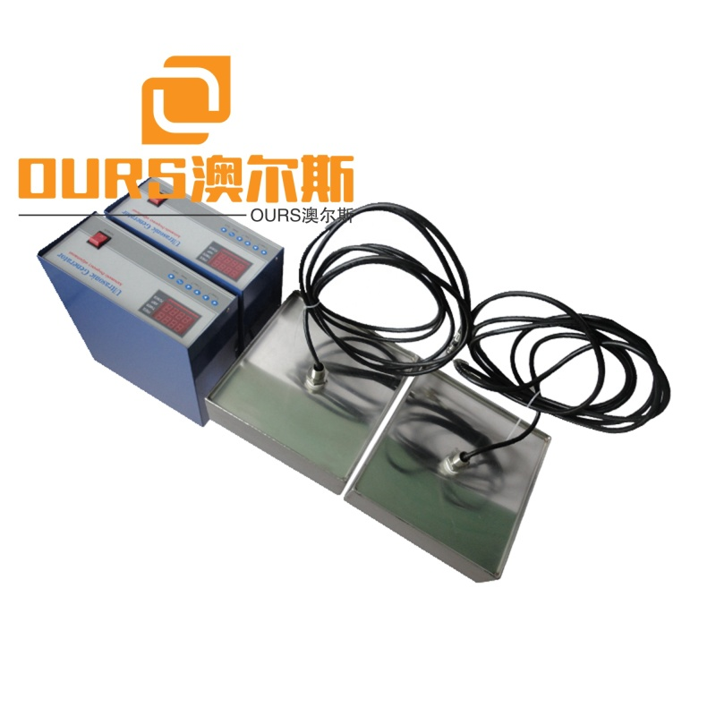 300W immersible ultrasonic transducer Select only one frequency 17khz/20khz/25khz/28khz/30khz/33khz/40khz