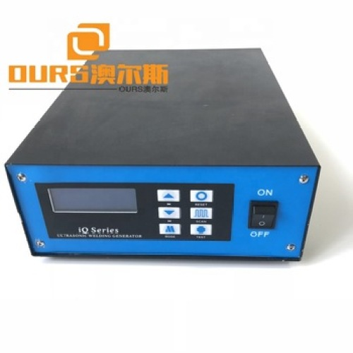 2000W  high power ultrasonic welding generator with 15khz or 20khz frequency transducer and booster special price