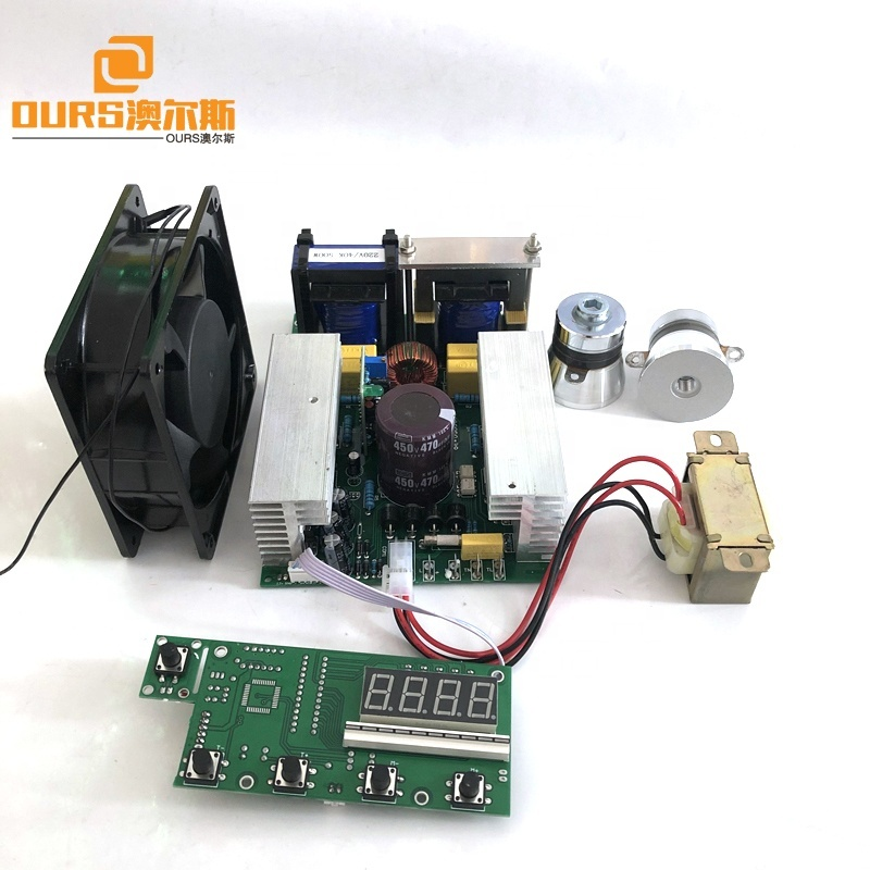 500W 35K Ultrasonic Generator PCB with display board CE type (display board with timer and power adjustable)