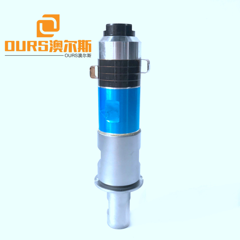 15khz 2600W ultrasonic welding transducer no with booster