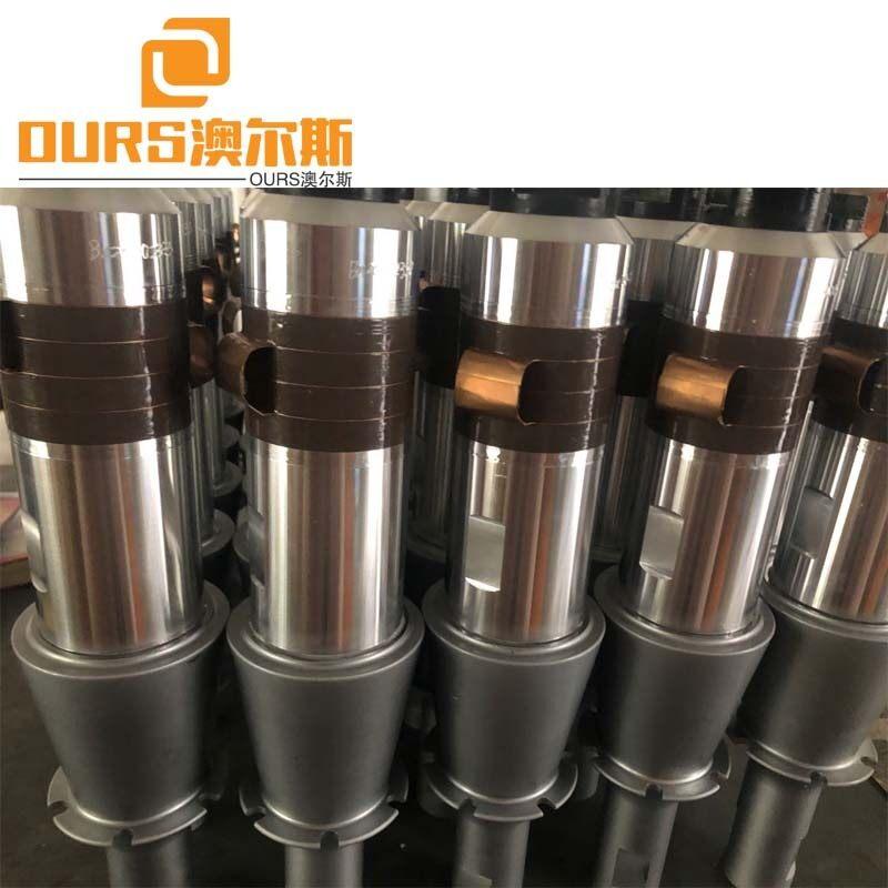 15KHZ/20KHZ 2000W  ABS PP Plastic Ultrasonic Welding Generator with horn for N95 Mask Welding