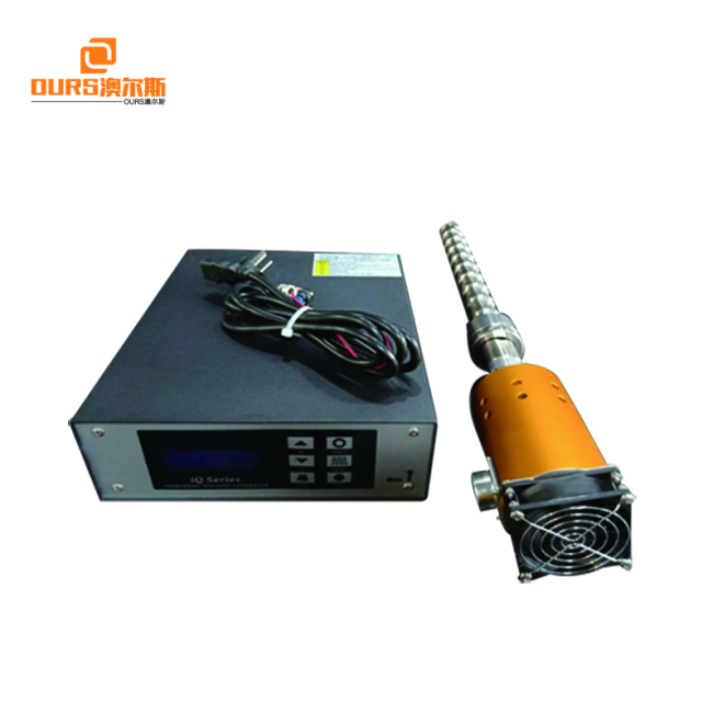 Ultrasonic Probe Sonicator , Proven Nanoparticle Dispersion 1000W 20KHz