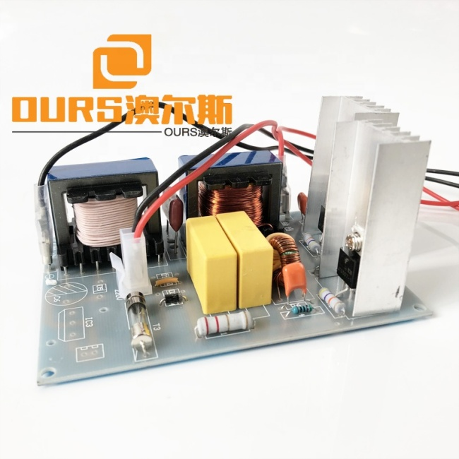 General Industrial Cleaning Parts Common Type 40K Ultrasonic  PCB Generator  AC 220V