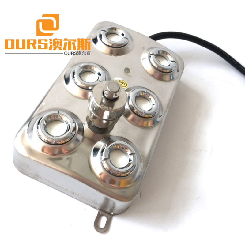 12Heads 230W Manufacturer Provides Ultrasonic Atomizer Industrial Humidifier Accessories