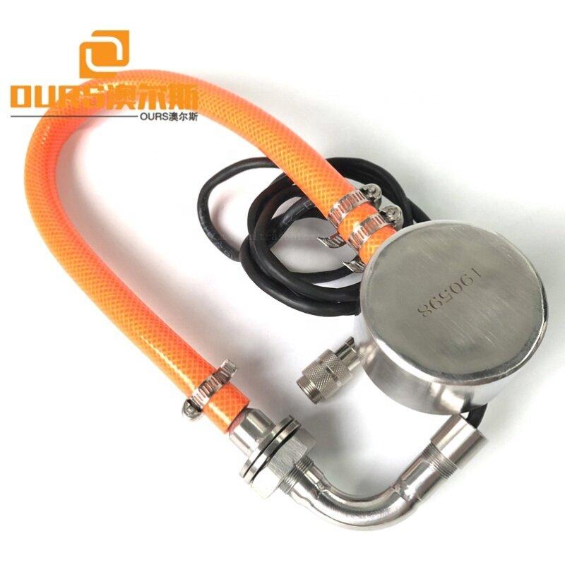 100W Ultrasonic Power Piezoelectric Material Vibrating Transducer As Fine Powder Ultrasonic Machine Part 33K Vibration Frequency