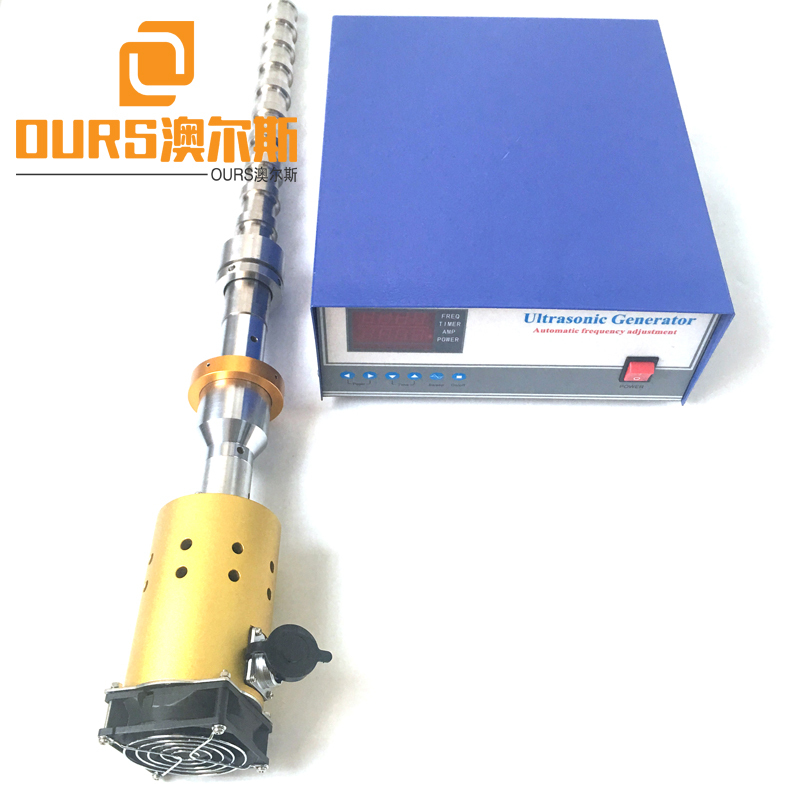2000W 20KHZ Ultrasonic Extraction Principle Of Various Pipes