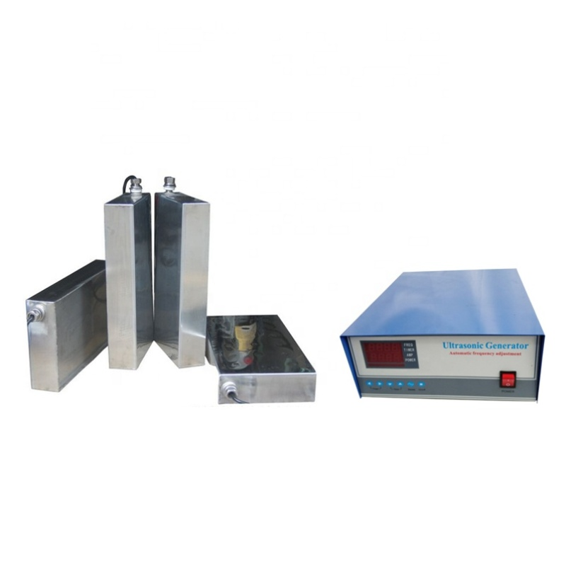 Immersible Transducer/Ultrasonic Transducer Tanks/Stainless Steel Tank Used For Ultrasonic Cleaning