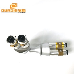 Vibration Sensor 4.2KW Power Welding Ultrasonic Transducer  15KHz Ultrasonic Piezo Welding Transducer