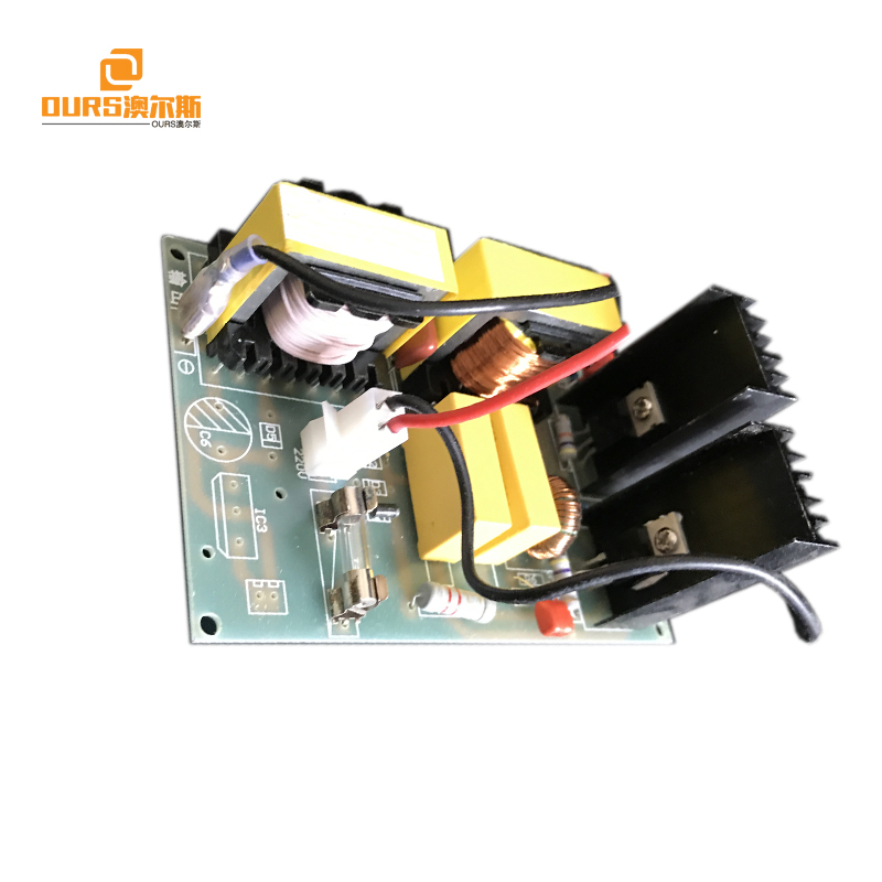 28khz ultrasonic transducer driver 50W/220V use for cleaning machine or cleaning equipment