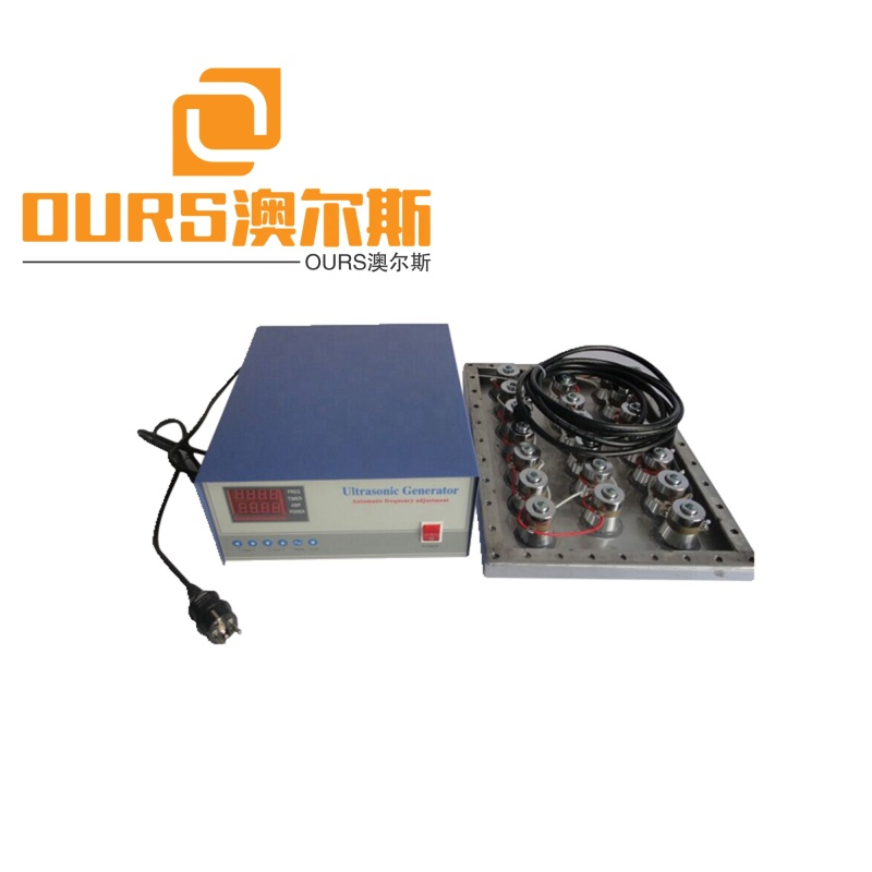 20KHZ/25khz/28khz/40khz 2400W Submersible Ultrasonic Transducer Box For Industrial Cleaning