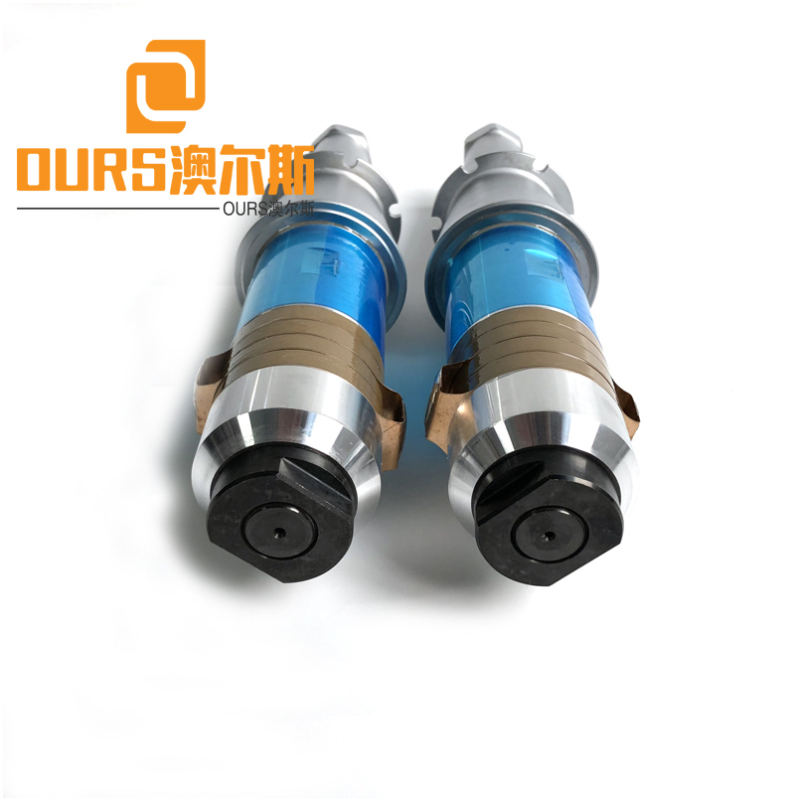 15KHZ  ultrasonic welding generator and transducer oscillator  For Ultrasonic Plastic Welding Machine