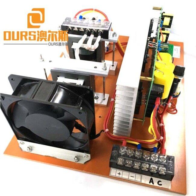 28khz/40khz 110V or 220V Ultrasonic Cleaning Generator PCB For Driver Transducer