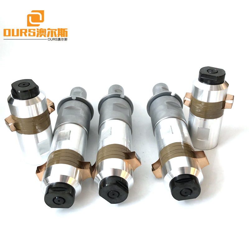 2000W Low Price Automatic Ultrasonic Face Mask  Ear Band Loop Ultrasonic Welding Machine Transducer Part