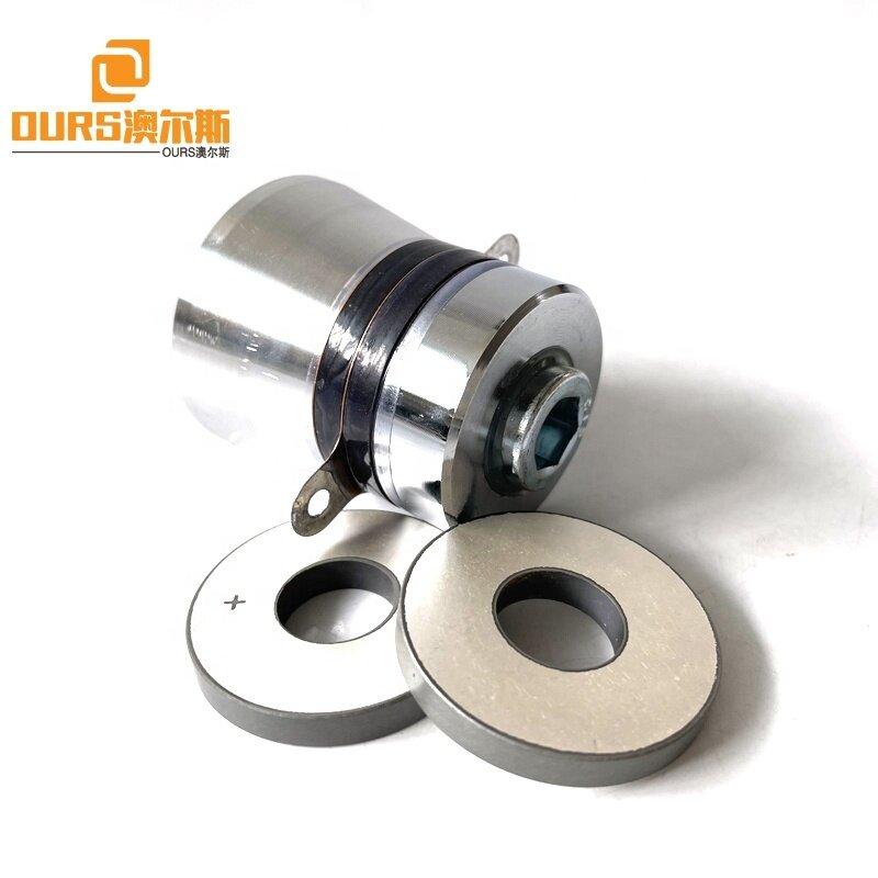 28KHZ 40KHZ 33KHZ Ultrasonic Piezo Ceramic Material Ring Elements Used In Cleaning Sensor/Transducer