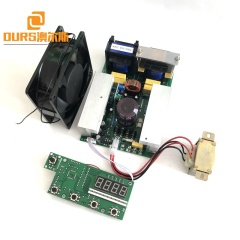 Cleaning Ultrasonic Plant Supply Display Board Circuit Generator PCB 28KHZ 600W For Driving 50W 60W Piezoelectric Transducer