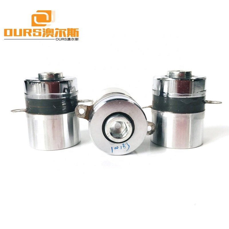 60W High Quality Ultrasonic Vibration Transducer 100KHz High Frequency Ultrasonic Transducer