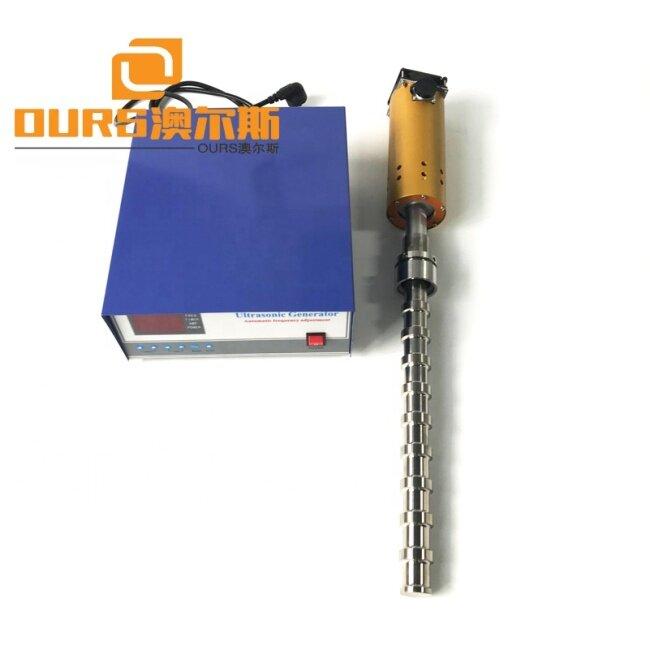 1000w 20khz ultrasonic mushroom extraction machine Ultrasonic Equipment