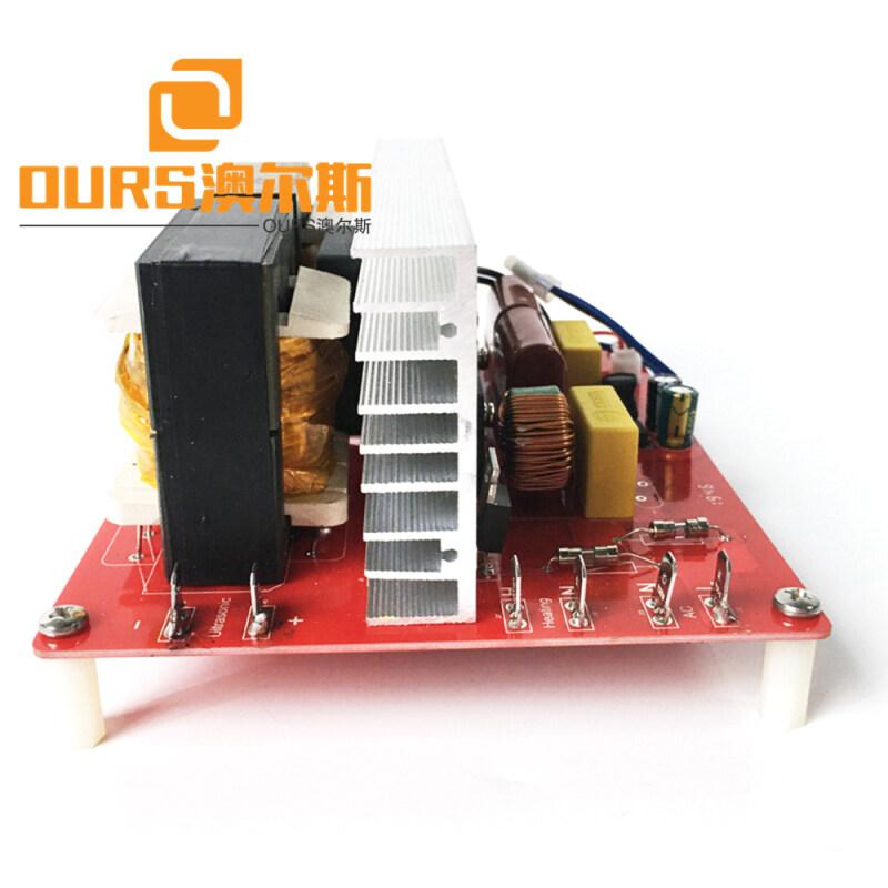 Ultrasonic cleaning driver circuit/ultrasonic generator circuit PCB 400W with CE