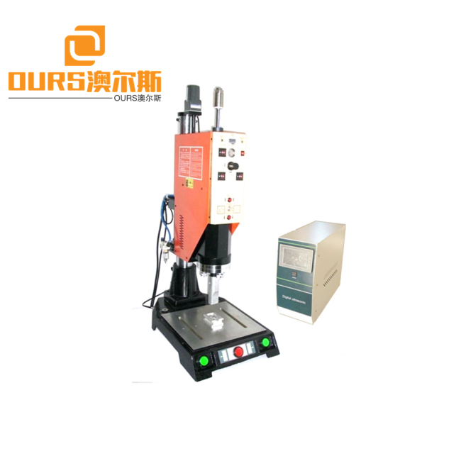 Plastic and Non-woven material products industrial ultrasonic welding machine 15khz