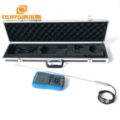 3Mhz Digital Display Ultrasonic Sound Intensity Measuring In Liquid