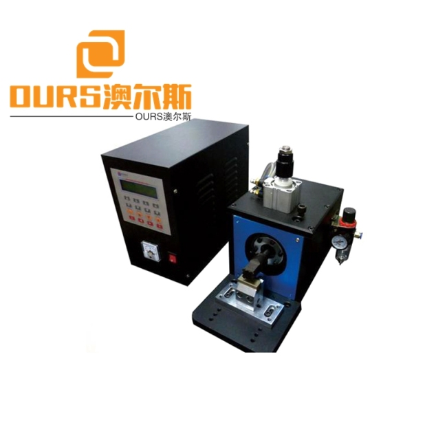 Made IN China High Efficient 4000W Ultrasonic Metal Welder Battery Spot Welding Machines