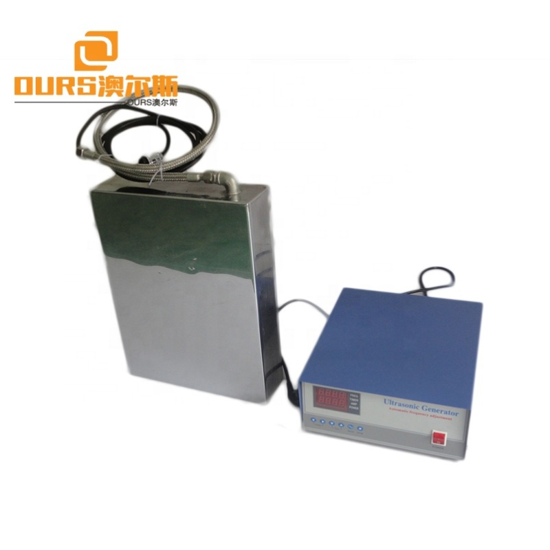 1200W 100KHz High Frequency Electrophoresis shock plate oxidation plant ultrasonic vibration plate