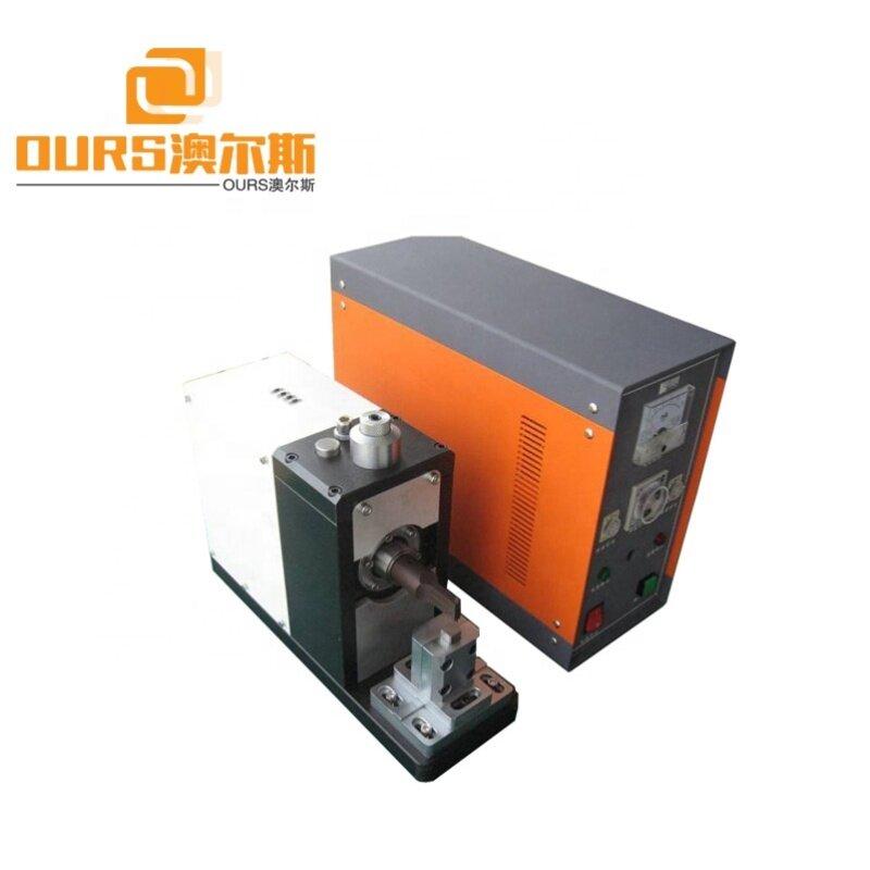 Lithium Battery Pneumatic Ultrasonic Metal Spot Welder Welding Machine For Pouch Cell Electrode Tab/Foil 2000W Metal Welder