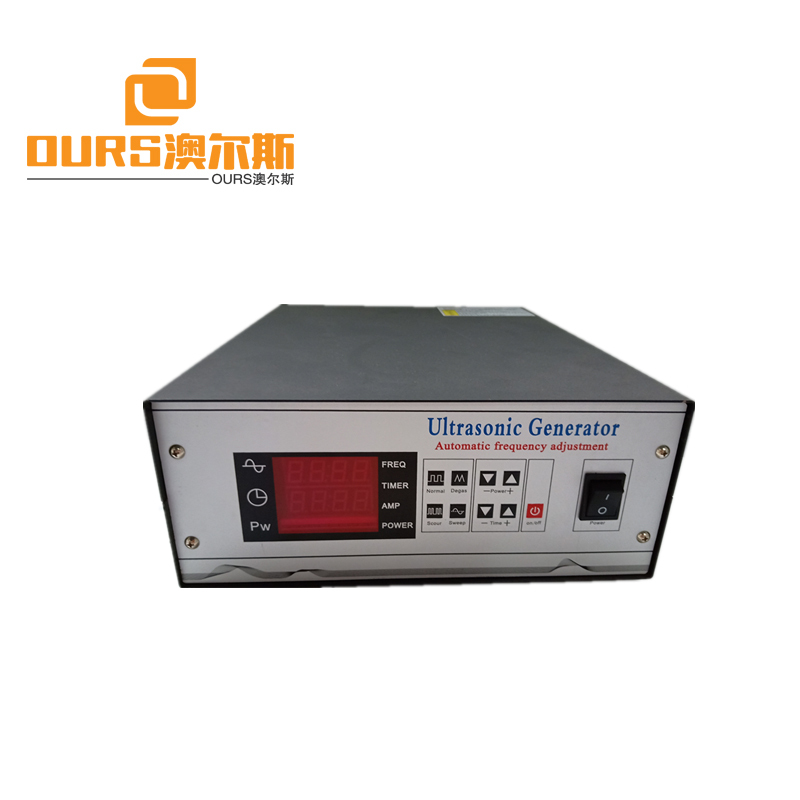 1000W High Frequency Ultrasonic Generator Ultrasonic Transducers