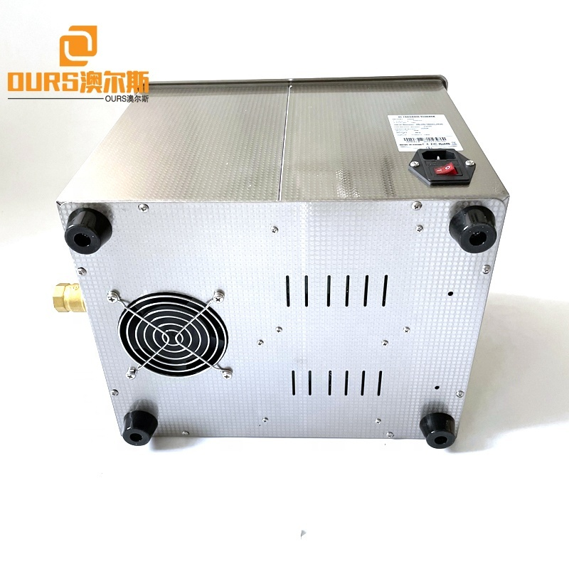 10L 40KHZ Ultrasonic Cleaner With Filter Water System For Household Cleaning Fruit vegetable Coffee Cup Kitchenware