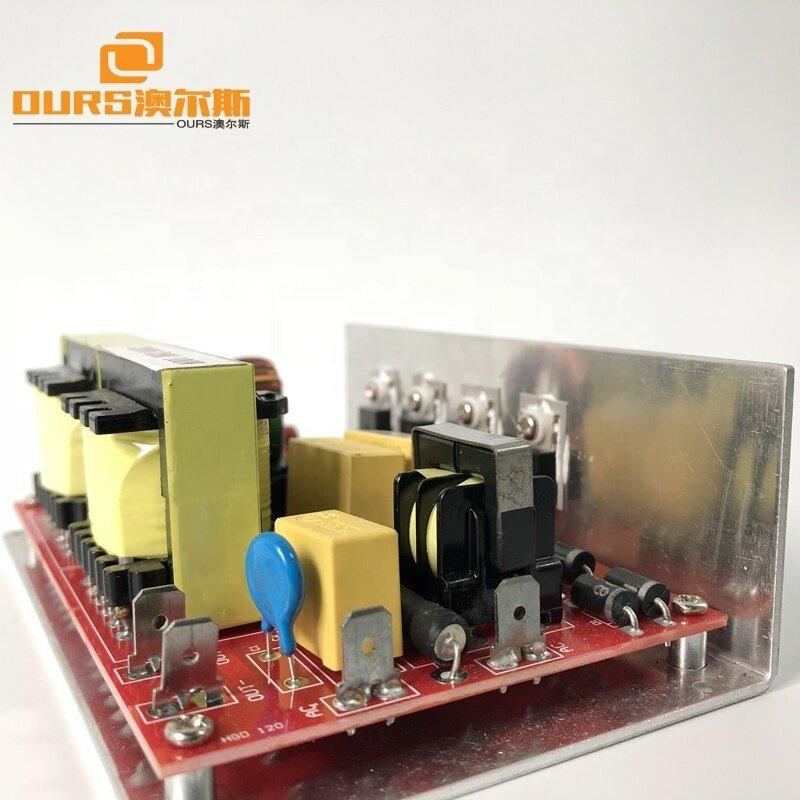132x85x45mm Ultrasonic generator PCB 100W Frequency adjustable 25khz,28khz, 33khz,40khz