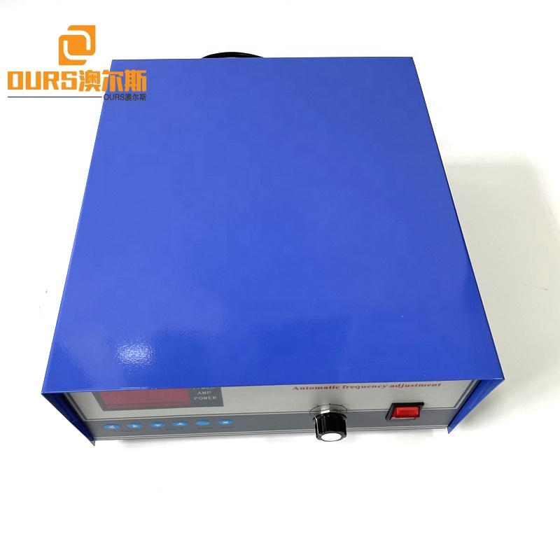 28KHZ 600W Digital Ultrasonic Cleaning Generator As Submersible Transducer Cleaner Power